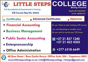 ICB Course and Language at Little Steps College