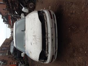 Stripping Toyota Camry 2.2l 1993 for Spares