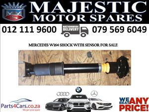 Mercedes benz W164 shocks for sale