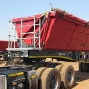 Looking to hire or rent 34 ton side tipper trucks