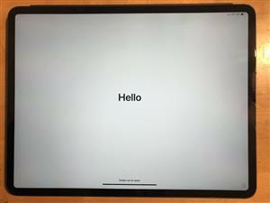 iPad Pro (12.9 Inch) Wifi + Cellular 256Gb.