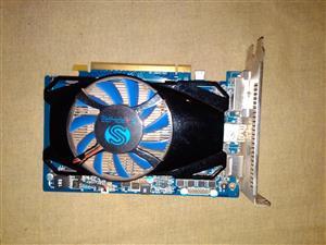 Amd HD 7750 1G D5 Graphics Card + Astrum TV Card
