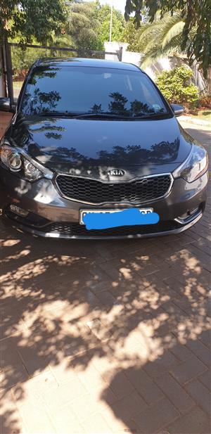 2013 Kia Cerato 1.6 EX 4 door