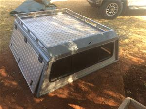 Aluminum Canopy for sale 4x4