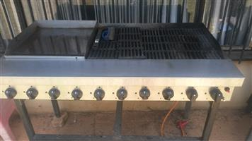 Industrial Gas Stove