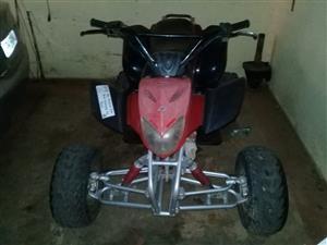 2008 Sam ATV 200cc Quad