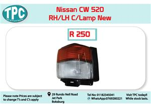 Nissan CW 520 RH/LH C/Lamp for Sale at TPC