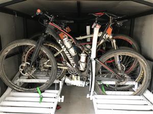 Bicycle Transport Logistix