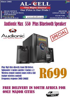 Audionic MAX-550 Bluetooth Speaker
