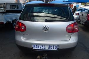 2005 VW Golf 1.9TDI Comfortline
