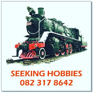 Model trains wanted