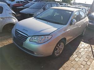 Hyundai Elantra 1.6 automatic 2009 now for stripping of all parts.
