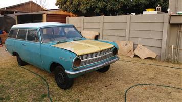 1965 Opel Rekord