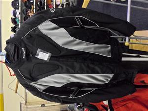 5 XL Perfecto Motorcycle Protective Jacket
