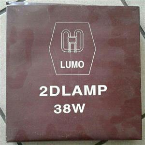 2D lamps 38w