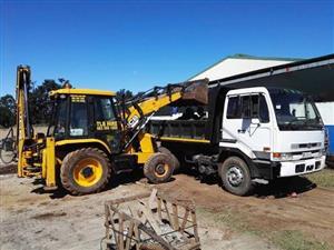 KJ demolition and rubble Pty 0815855716