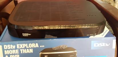 Explora and PVR