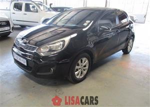 2012 Kia Rio 1.4 5 door high spec automatic