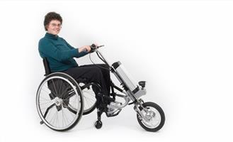 MR WHEELCHAIR POWER DRIVE