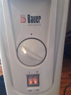 13 Oil Fin Heater