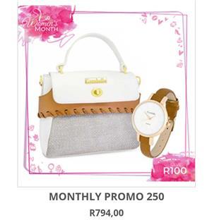 Juwellery , Timepieces , Handbags , Purses