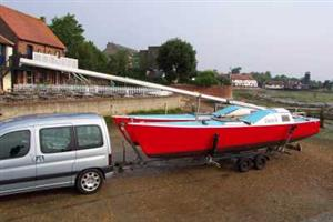 WANTED. Woods Strider 24 / 25 Catamaran