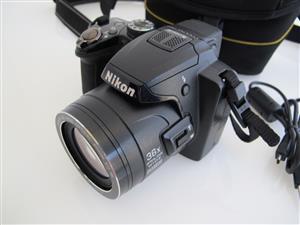 Nikon COOLPIX P500 12.1 MP Digital Camera with 36x Optical Zoom