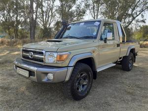 2014 Toyota Land Cruiser 79 single cab LAND CRUISER 79 4.5D P/U S/C