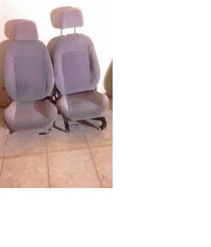 Tata indica LS 1.4 2006-2009 SEATS