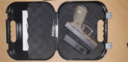 Glock 19 GEN 3 OD GREEN