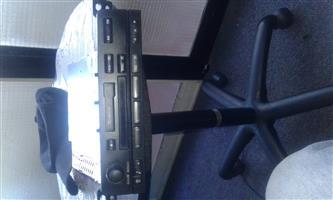 Bmw car radio