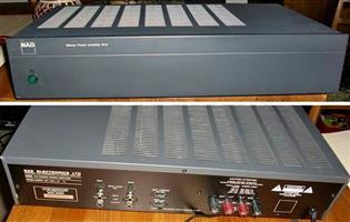 Amplifier ☆ NAD 912