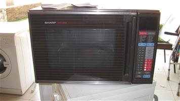 Big sharp microwave