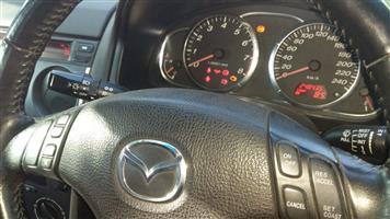 2006 Mazda 6 Mazda 2.5 Active
