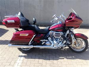 Mint Condition Road Glide CVO with Low Mileage!