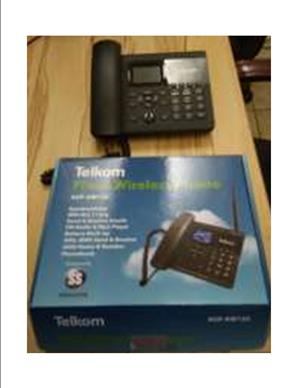 Telkom Fixed Wireless Phone AGP-KW125 Sealed At The Lowest Price Ever