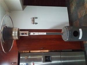 Elegance Outdoor Gas Heater