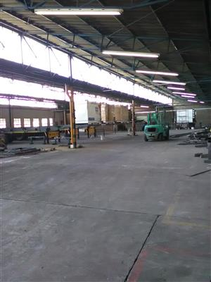 10 000m2 industrial complex for sale in Alrode, Alberton