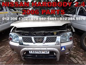 Nissan Hardbody 2.4 2006 Replacement Spares