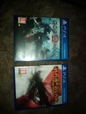 God of war ps4 games