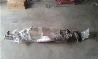 Full exhaust for sale