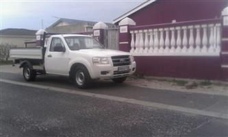 Driver with Own Bakkie