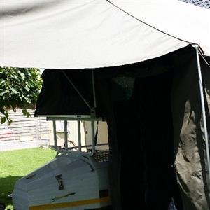 Tentco Junior trailer tent 1.45