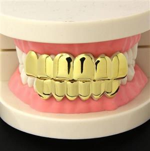 HIP HOP Teeth GRILLS