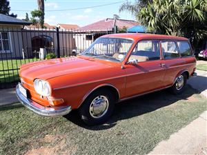1973 vw Variant 411 a/t