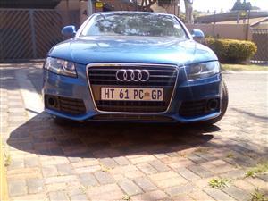 2009 Audi A4 1.8T