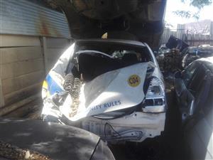 Toyota Etios sedan for spares @ Legit Auto Parts (Toby)