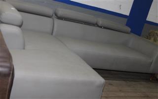 S035769A L-shape couch #Rosettenvillepawnshop