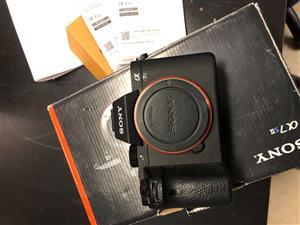 A7s ii sony camera
