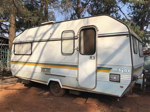 Ci Sprite Major Caravan for sale Centurion